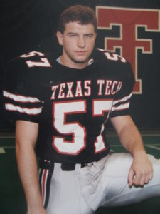 Doug at Texas Tech
