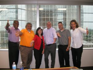 May 2015 Fearless Presentations in Dallas, Texas