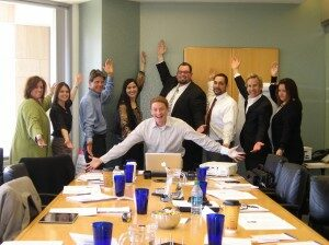 2016 Public Speaking Class in Los Angeles, California