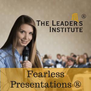 Fearless Presentations Logo