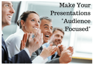 Podcast 19: Make Your Presentation Audience Focused