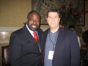 Doug and Les Brown