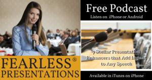 7 Stellar Presentation Enhancers that Add Impact to Any Speech