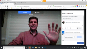Facebook Live for Webinars