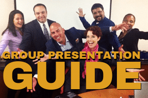 Group Presentation Guide-How to Get Your Team on the Same Page for a Group Presentation