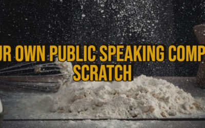 Start Your Own Public Speaking Company from Scratch