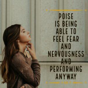 Poise-Under-Pressure
