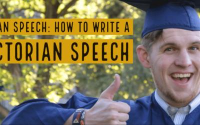 Valedictorian Speech: How to Write a Valedictorian Speech