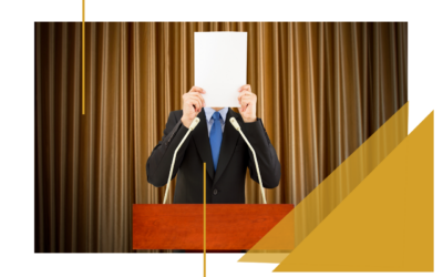 7 Presentation Habits that Cause You to Become a More Nervous Speaker Information Page