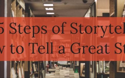 The 5 Steps of Storytelling – How to Tell a Great Story