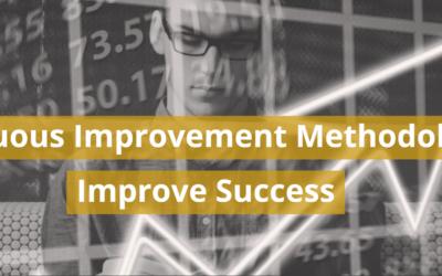 Continuous Improvement Methodologies Improve Success