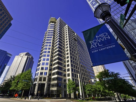 Our Office in Midtown Atlanta