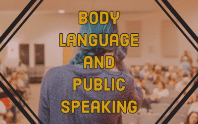 Body Language in Public Speaking