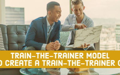 Train-the-Trainer Model, How to Create a Train-the-Trainer Course