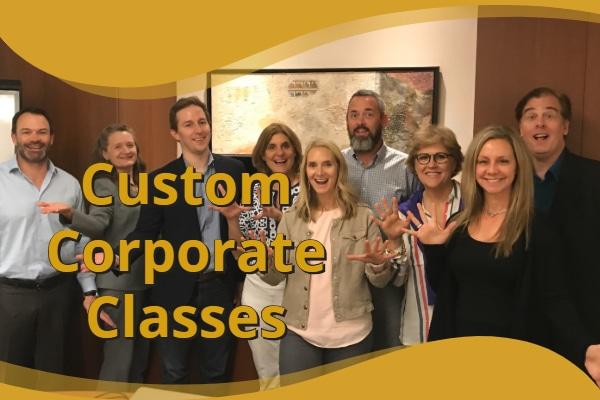 Custom Corporate Presentation Training