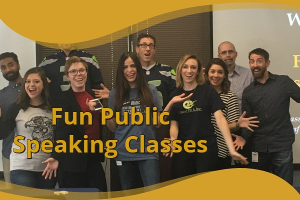 Fun Public Speaking Classes