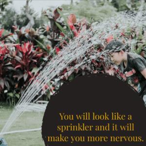 Sprinkler Effect