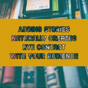 Adding Stories