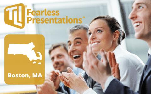 Public Speaking Class Boston, MA