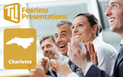 Fearless Presentations ® Class Charlotte 2021-12-02