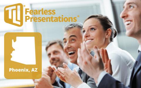 Public Speaking Class Phoenix, AZ