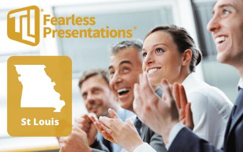 Public Speaking Class St Louis, MO