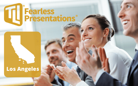 Public Speaking Course Los Angeles, CA