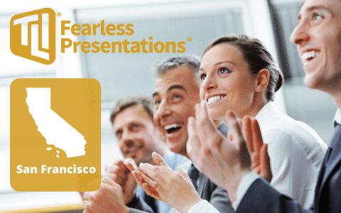 Public Speaking Course San Francisco, CA