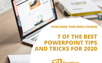 7 of the Best PowerPoint Tips and Tricks for 2020 Mini-Course Product