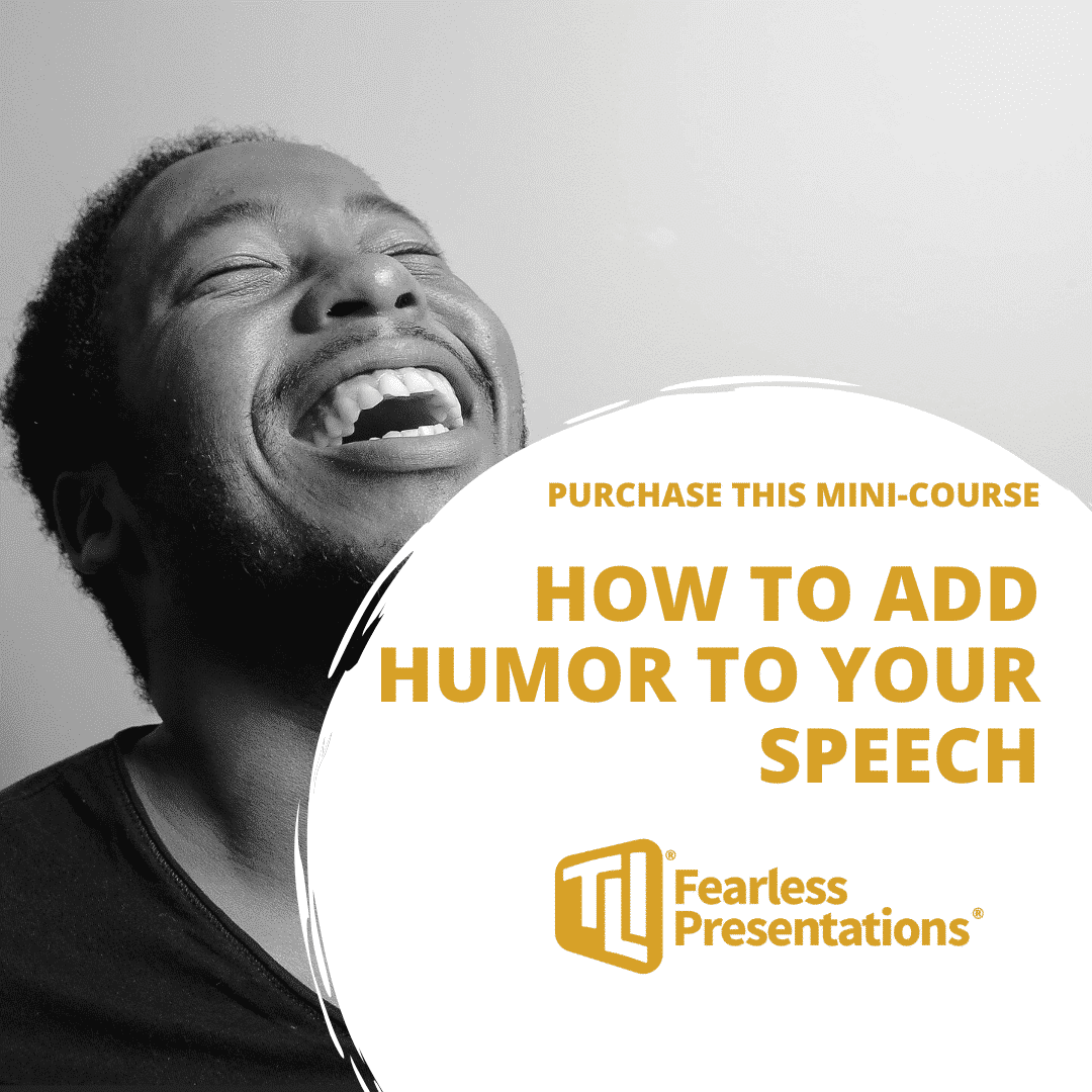 How to add humor Mini Course