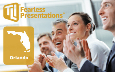 June 2015 Fearless Presentations in Tampa, Florida