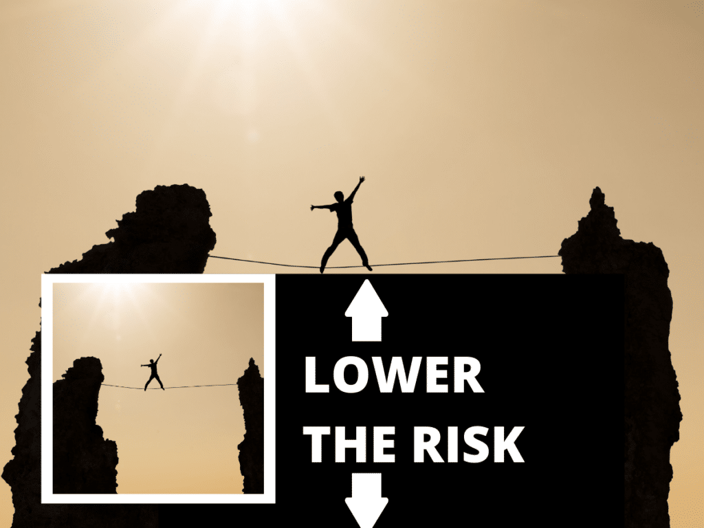 To Lower the Fear, Lower the Risk