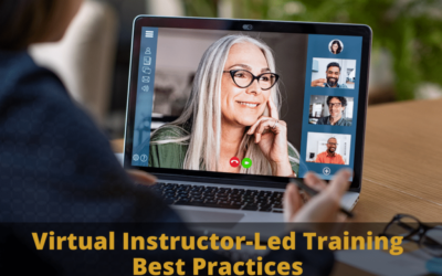 Virtual Instructor-Led Training Best Practices and Tips