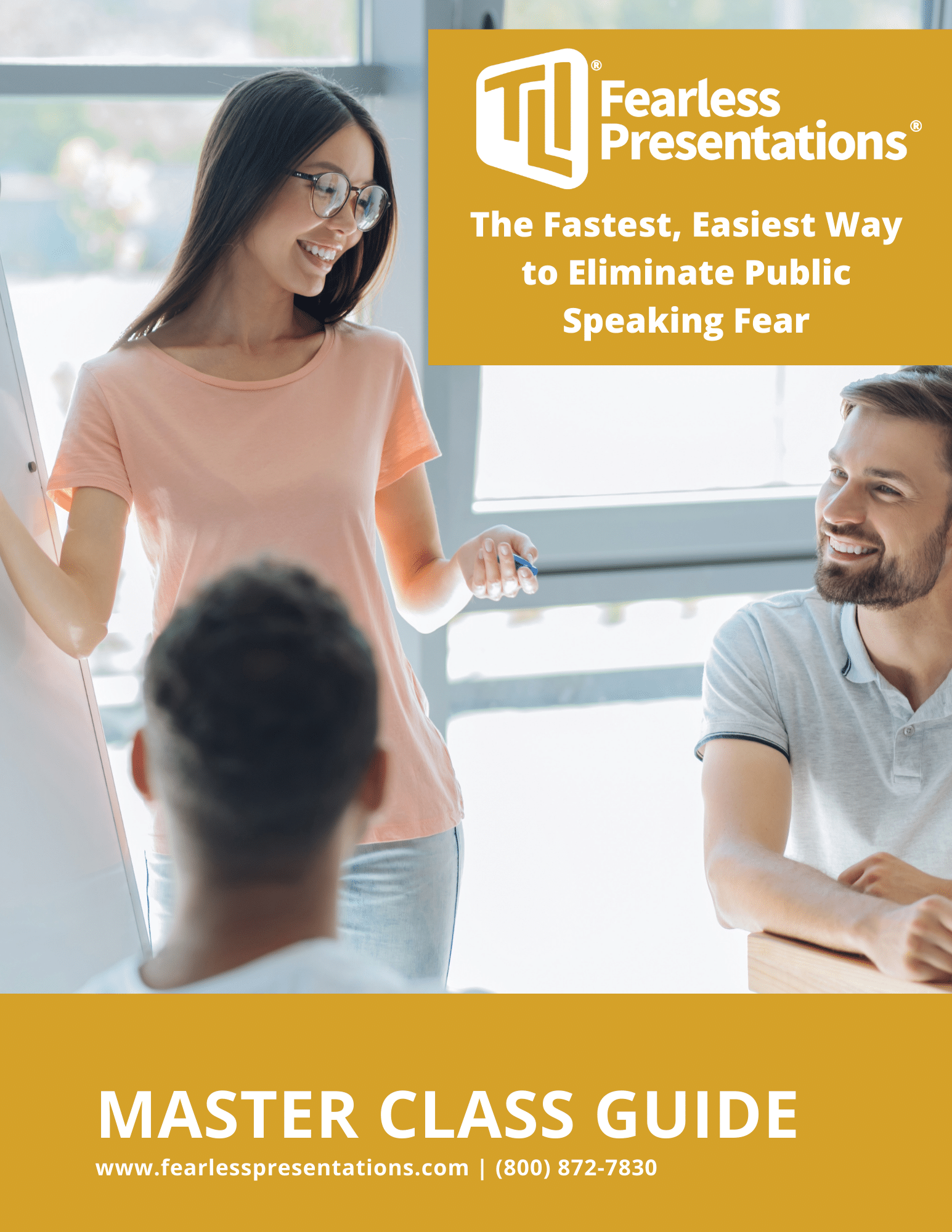 Fearless Presentations Master Class Guide